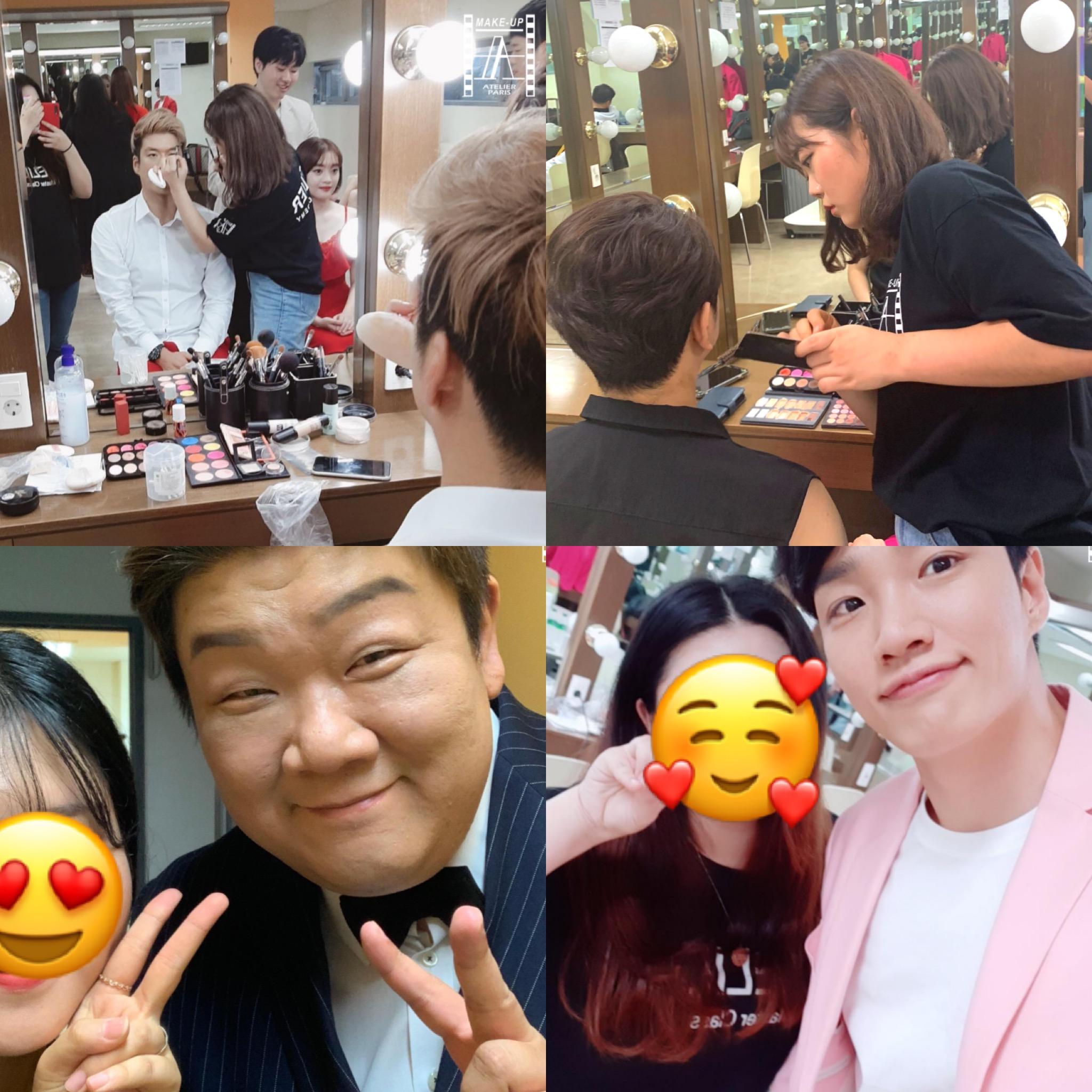 '부산 국제 코미디 페스티벌' 아뜰리에 단독 진행!