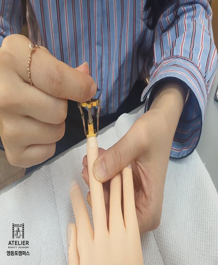 문제성손발톱교정 수업!